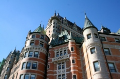 Some fancy building in Quebec City