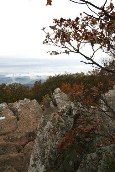 The colors of Shenandoah