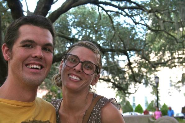 Obligatory couple shot