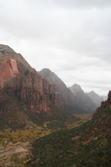 Zion is one of the most amazing places I've ever been. You can see why!