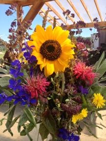 Another fabulous farm bouquet